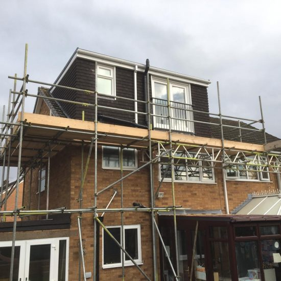 Flat Roof Rear Dormer Loft Conversion